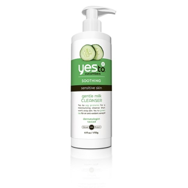 Yes to cucumbers face wash reviews
