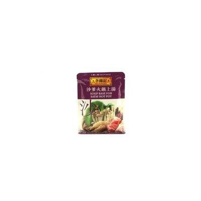 Lee Kum Kee Soup Base (Pack of 12) (Satay Hot Pot, 2.5oz)