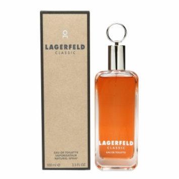 Lagerfeld Eau de Toilette, 3.3 fl oz