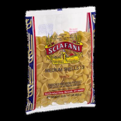 Scalfani Pasta Medium Shells 13