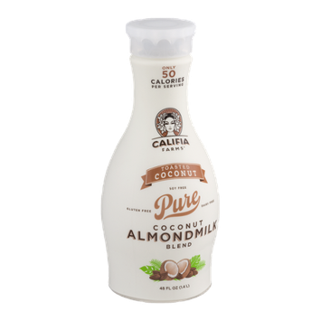 Califia Farms Pure Coconut Almondmilk Toasted Coconut