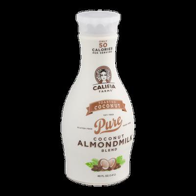 Califia Farms Pure Coconut Almondmilk Toasted Coconut