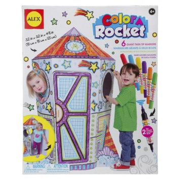 Alex Toys Alex Color A Rocket