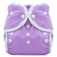 Thirsties Duo Wrap Snap - Orchid Size Two
