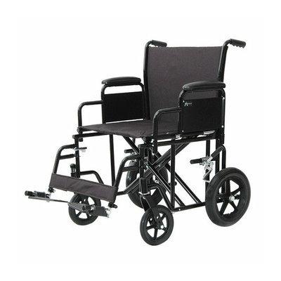 ProBasics 22'' Heavy Duty Transport Chair