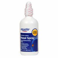 Equate EQ Saline Nasal Spray