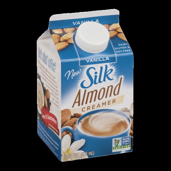 Silk Almond Creamer Vanilla