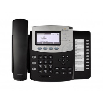Digium 1TELD051LF D50 - VoIP phone - SIP v2 - 4 lines