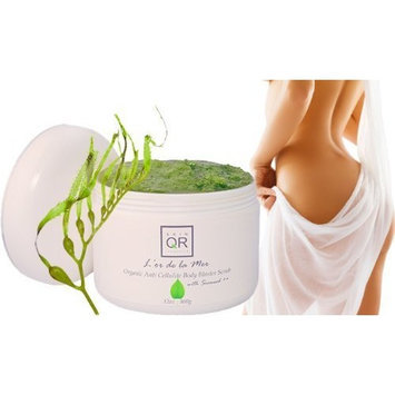 Skin QR Organics L'or de la Mer Organic Anti Cellulite Body Blaster Scrub with Seaweed