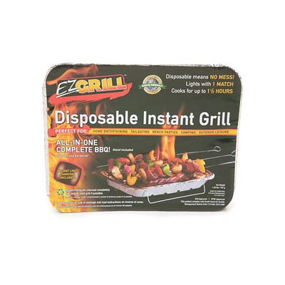 EZ Grill Disposable Instant Grill