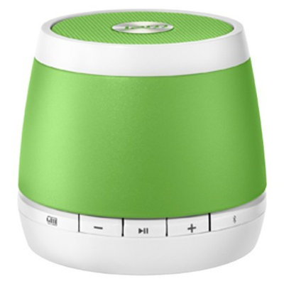 HDMX HMDX Jam Classic Wireless Speaker - White/Green (HX-P230LMF)