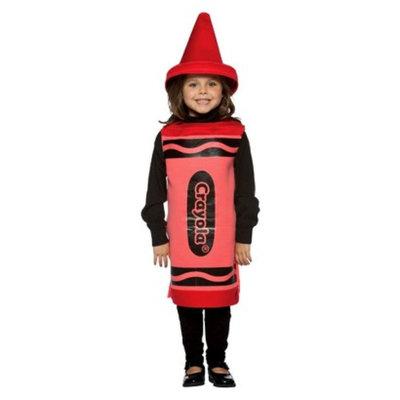 Buyseasons Red Crayola Crayon Child Costume