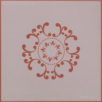 Devine Color 12x12in. Reusable Wall Stencil - Medallion