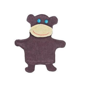 Under The Nile Brown Monkey Washcloth