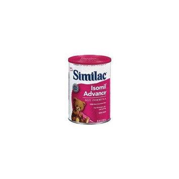 Similac Isomil Advance Soy Formula Powder with Iron (36oz - 1.02kg)
