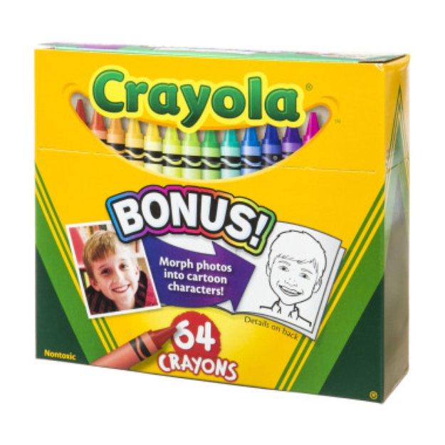 Crayola Crayons  64ct