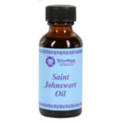 Frontier Natural Products Co-op 206171 WiseWays Herbals Medicinal Oils St. Johns Wort Oil 1 oz.
