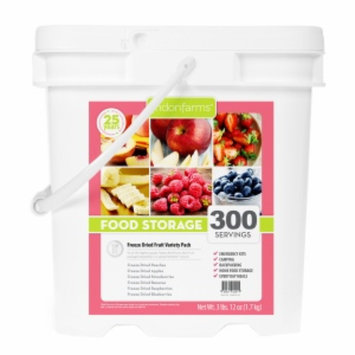 Lindon Farms Freeze Dried Fruits, 300 Servings, 1 ea