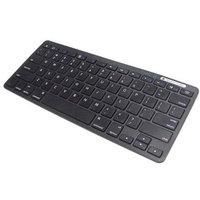 Inland Apple iPad Mac Bluetooth Keyboard, Black