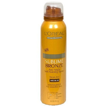 L'Oréal Paris Sublime Bronze Any Angle Self-Tanning Spray