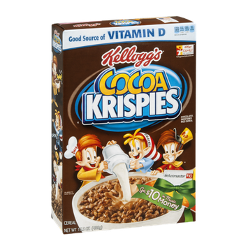 Kellogg's Cocoa Krispies Cereal
