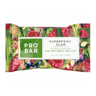 Probar Organic Superfood Slam Bar Case of 12 3 oz