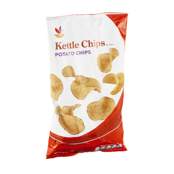 Ahold Potato Chips Kettle Chips
