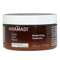 Hamadi Shea Hair Mask, Moisturizing Treatment (4.0 oz)