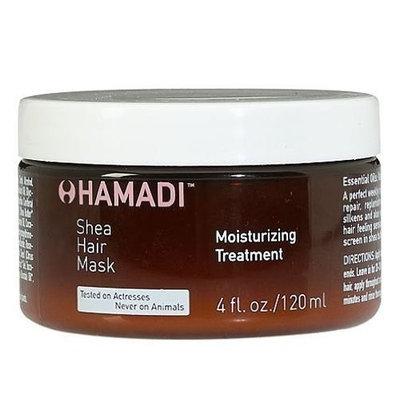 Hamadi Shea Hair Mask, Moisturizing Treatment (4.0 oz)