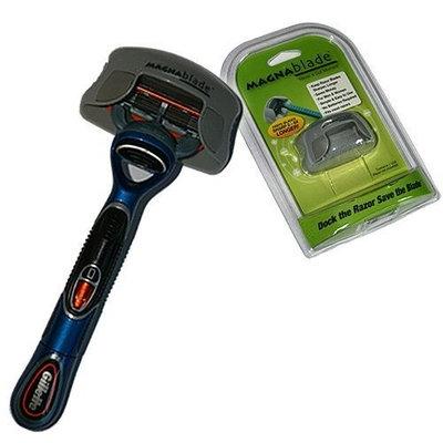 Magnablade MAGNA1 Razor Blade Sharpener (Magnetically Sharpens Your Razor Blades)