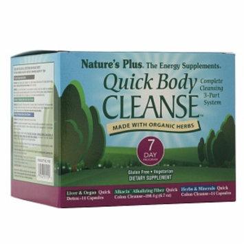 Nature's Plus Quick Body Cleanse