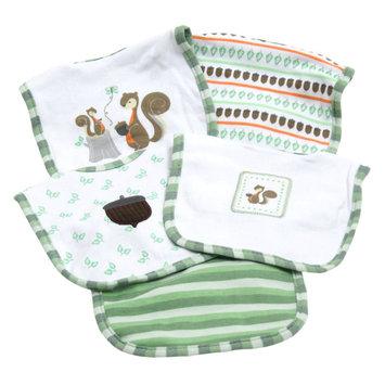 Piccolo Bambino 5 pack Cotton Bib, Unisex