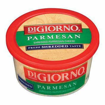 DiGiorno Shredded Parmesan Cheese 6 oz