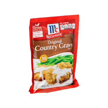 Mccormick Country Gravy Mix, 2.64 OZ (Pack of 6)