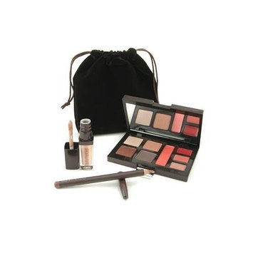 Laura Mercier Colour Essentials Face Palette - Cheek Color, Eye Color, Eye Basic, Lip Glaze, Lip Pencil