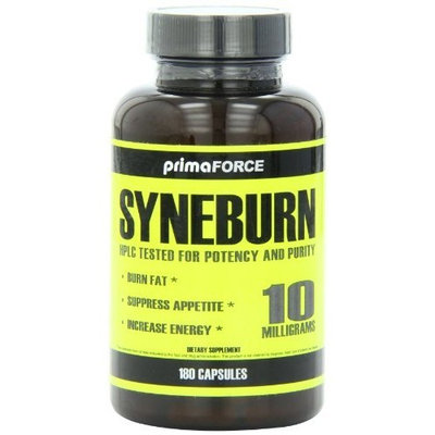 Primaforce Syneburn Caplets, 180-Count Bottles