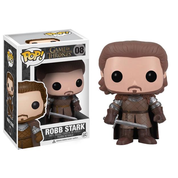 Funko Pop! Game of Thrones Robb Stark Vinyl Figure