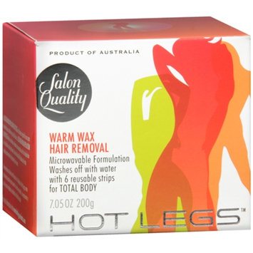 Hot Legs Warm Wax Hair Removal