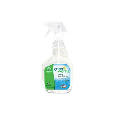 Clorox Green Works Glass/Surface Cleaner