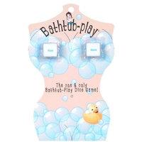 Ball & Chain Play Dice, Bathtub