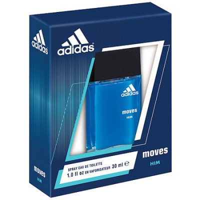 Adidas Moves By Adidas Edt Spray 1 Oz