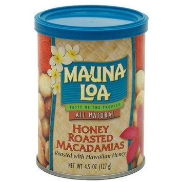 Mauna Loa Honey Roasted Macadamias