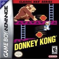 Nintendo Donkey Kong Classic NES