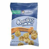 Quaker Quakes Corn Rice Snacks, Caramel