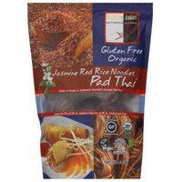 Explore Asian Organic Jasmine Red Rice Pad Thai Noodles, 8 oz, (Pack of 6)