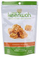 I Heart Keenwah Quinoa Clusters Ginger Peanut 4 oz