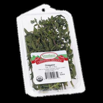 Goodness Greeness Oregano Herbs - Organic