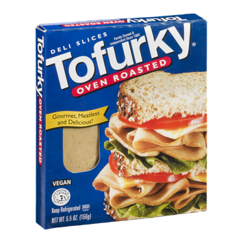Tofurky Deli Slices Oven Roasted