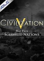Firaxis Games Civilization V: Scrambled Nations