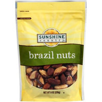 Generic Sunshine Country Brazil Nuts, 8 oz